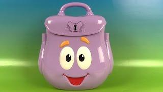 Dora l'exploratrice Sac à dos Oeufs Sachets Surprise Pat' Patrouille Shopkins Doc La peluche