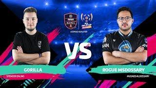 Gorilla vs Rogue Msdossary | PGL FIFA 19 CUP | Официальная русскоязычная трансляция
