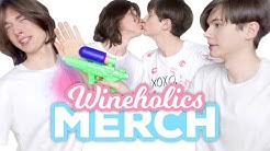 Wineholics T-Shirt: Tell Us Your Ideas! — Couple Challenge