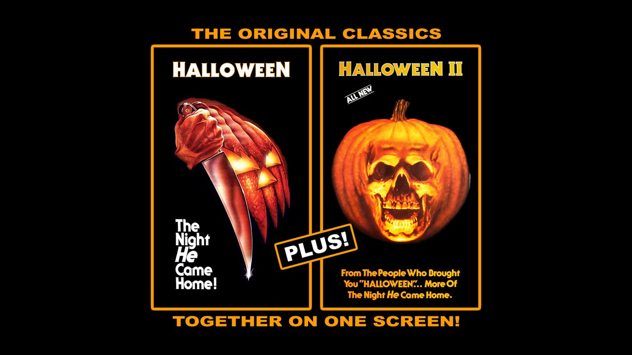john carpenters halloween 1 2 double feature at the palace theatres wichita ks - Halloween 1