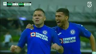 Resumen | Cruz Azul 5 - 2 América | Liga MX - Apertura 2019  - Jornada 13 |