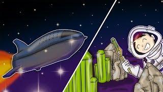 NAJWIĘKSZY STATEK W GRZE! LECIMY PO DROGIE SUROWCE! | ASTRONEER S02 #11