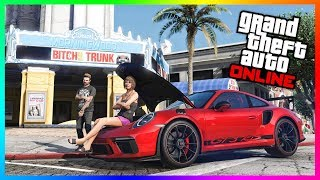 Rockstar Have Started On The Next GTA Online DLC Update - NEW Vehicle Changes & Everything We Know!