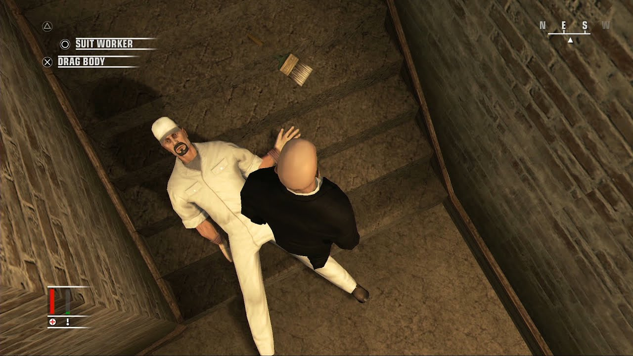 Quick Look Hitman Hd Enhanced Collection Giant Bomb