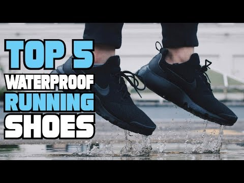 Best Waterproof Running Shoes Reviews in 2020 | Best Budget Waterproof Running Shoes