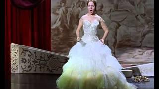 Aristokratka   Сара Монтьель к ф  Королева Шантеклера  Испания 1962 г