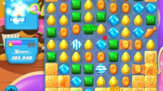 Candy Crush Soda Level 106 Walkthrough Video & Cheats