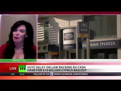Bailout tax-grab breaks bank bonds, depositors to desert former heaven