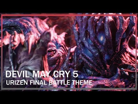 """Devil May Cry 5 - Urizen Final Battle Theme (Fanmade): """"Despair, Death, and Hope"""" thumbnail"""