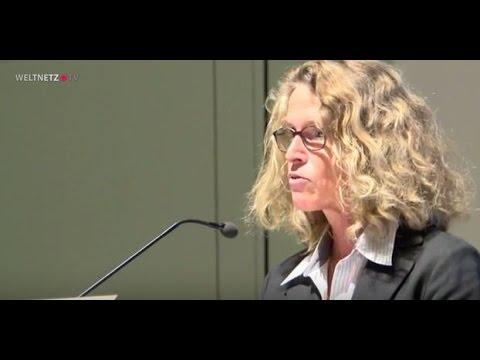Grußworte des Auswärtigen Amtes - Susanne Baumann - IPB World Congress