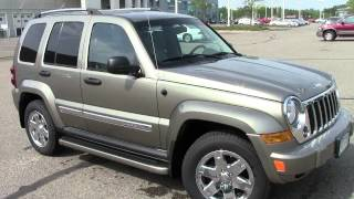 2005 Jeep Liberty Limited 3.7L 4x4