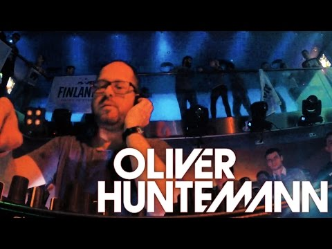Oliver Huntemann @ Forsage club 20.02 dj set // Techno music
