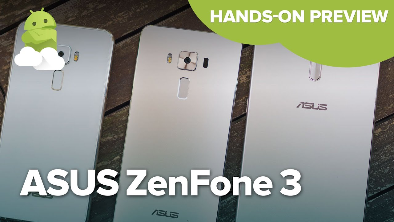 ASUS ZenFone 3 specs | Android Central