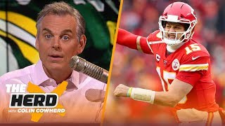 Download Mahomes, not Jackson, will be 'the guy' for 15 years, Colin doesn't trust Packers | NFL | THE HERD Mp3 and Videos