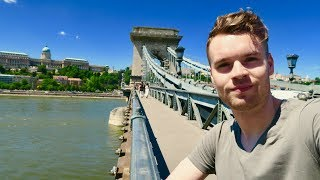 A BEAUTIFUL DAY IN BUDAPEST 🇭🇺 TRAVEL HUNGARY