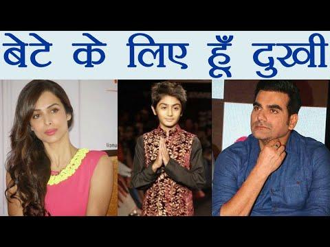 Arbaaz Khan TALKS about SON Arhaan Khan POST DIVORCE with Malaika Arora | FilmiBeat
