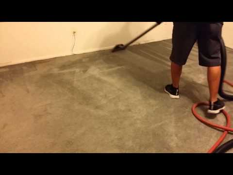 Profesional Carpet cleaning, how to spray and steam!!!