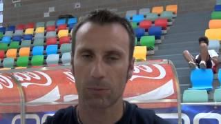 30-06-2014: tdrvolley2014, intervista a Stefano Genola tecnico della Valle d'Aosta maschile
