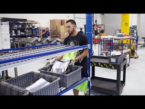 An Uttana.com Video: Waterspiders In A Lean Layout