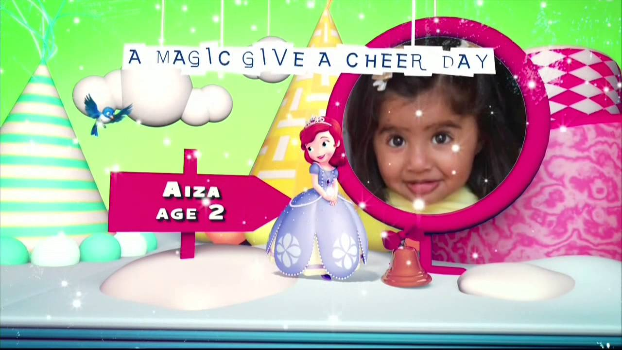Disney Junior Birthday Book Youtube