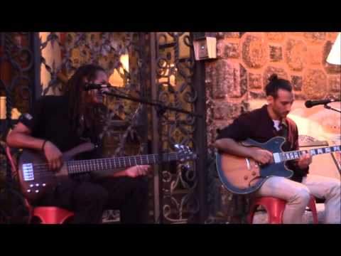 Steve de Swardt & Diego Zapata Nits Gaudí Blues 2015