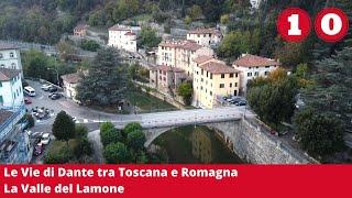 Le Vie di Dante - Valle del Lamone