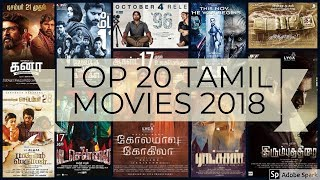 Top 20 Tamil Movies 2018
