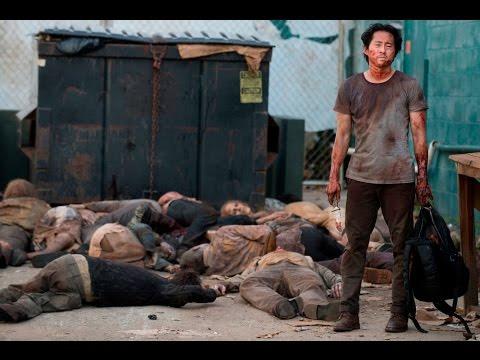 The Walking Dead - Glenn Is Alive