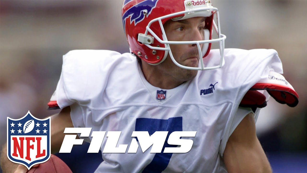 finest selection 4f684 3f88a Doug Flutie gets call from the Bills | A Football Life | NFL Films