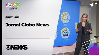 Globo News - Jornal Globo News - Edição das 16h | PlayTable