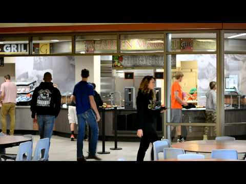 Transforming school lunch at Hamilton Heights High School