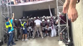 Texas A&M Walkout vs. Alabama - 9/14/13 streaming