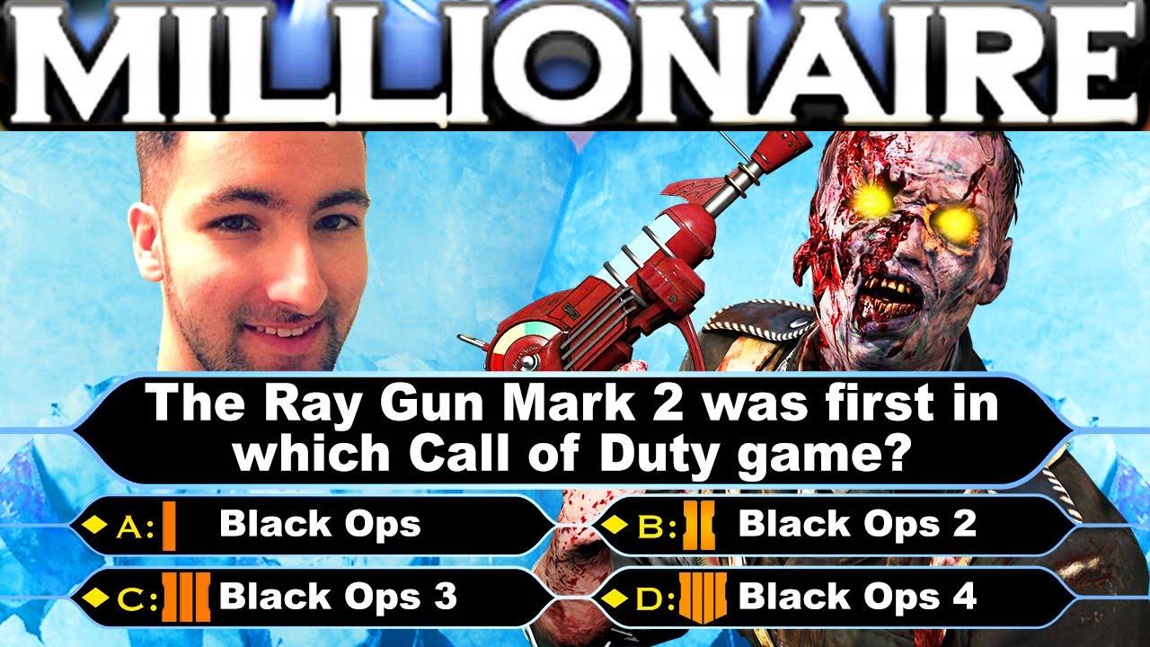 Zombies Millionaire Quiz W Mrdalekjd Youtube