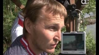 Сборная России по фристайлу впервые проводит летнюю подготовку к сезону в Сибири