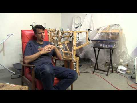 Part 1: Interview with Ian Burns, artist, New York, 3 October 2012