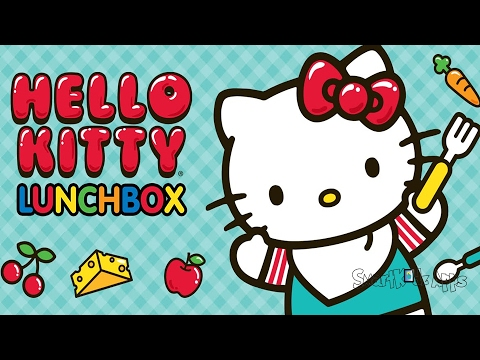 Hello Kitty Lunchbox – Food Maker By Budge Studios, Fun Cooking Game for kids