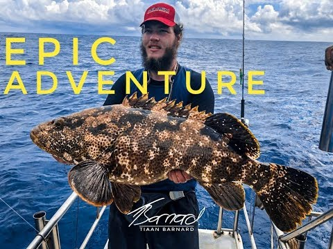 EPIC Sailing Adventure and INSANE Fishing - Mozambique