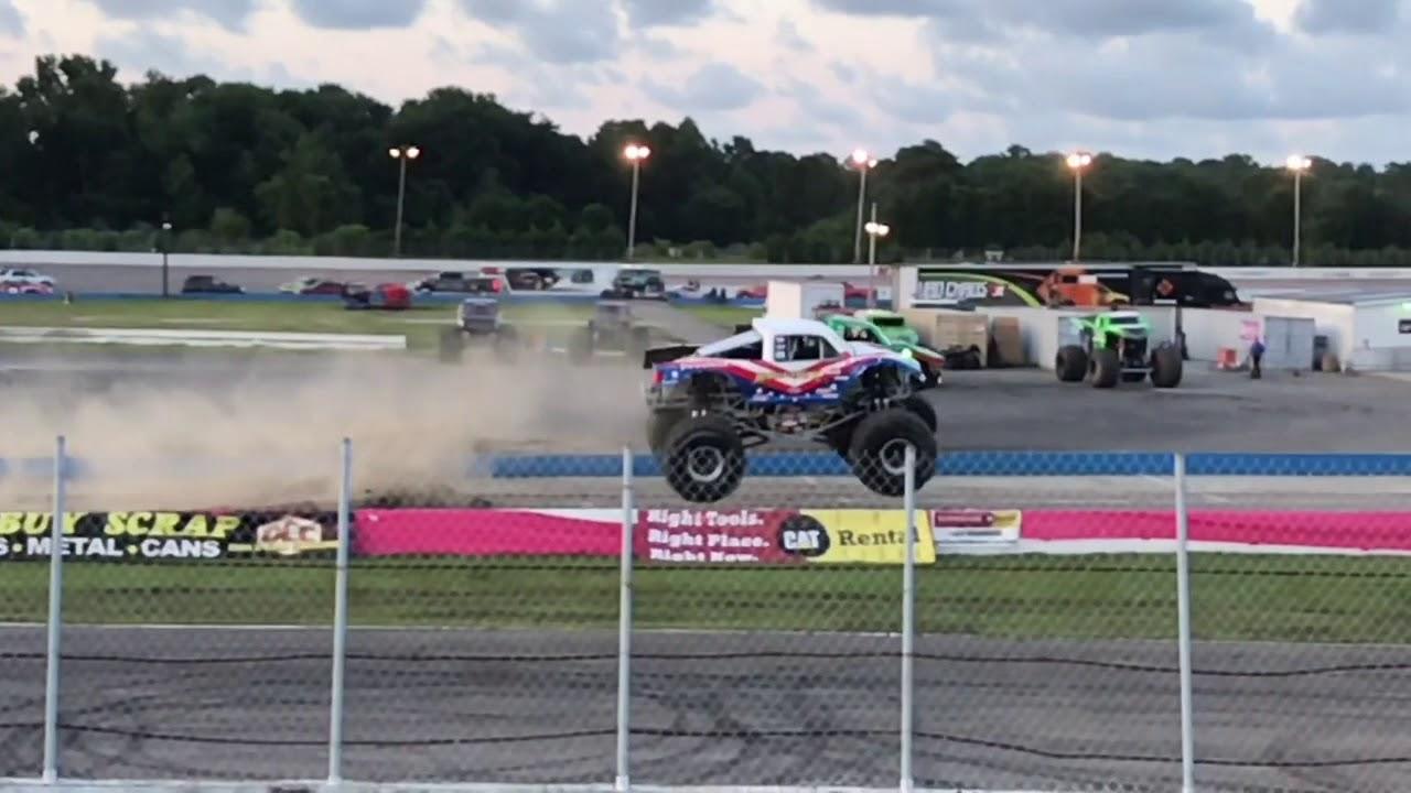 Monster Truck Devastation Show Myrtle