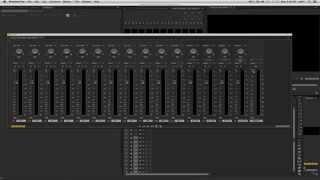 Audio Tracks in Premiere