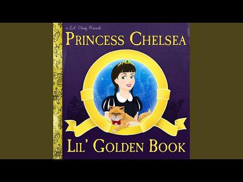 princess chelsea goodnight little robot child