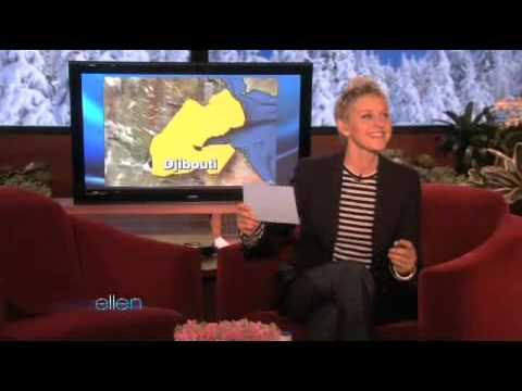 Ellen's Outreach of Love to Djibouti
