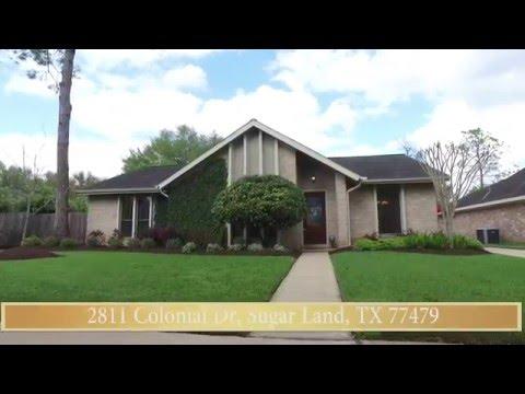2811 Colonial Dr, Sugar Land, TX 77479, USA
