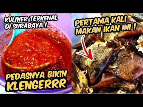 sego-sambal-surabaya-iwak-pe---sambelnya-bikin-klengerrr-!-indonesian-street-food