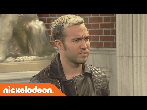 School of Rock | Fall Out Boy's Pete Wentz Guest Stars This Saturday | Nick