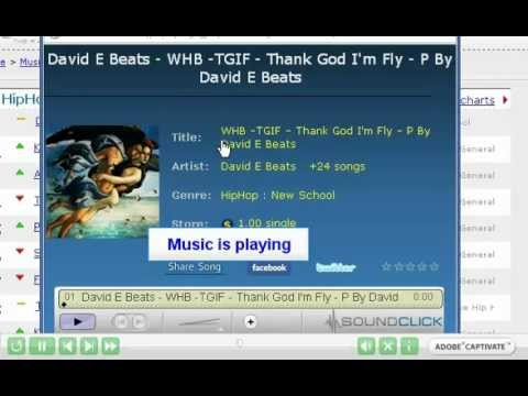 how to download music of soundclick by Hidownload