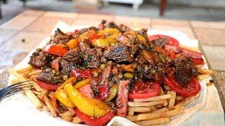 """Готовим """"КУШАЙ МОЛЧА"""". Армянское блюдо."""