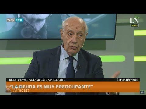 Lavagna explicó su fórmula para bajar la inflación y salir de la crisis