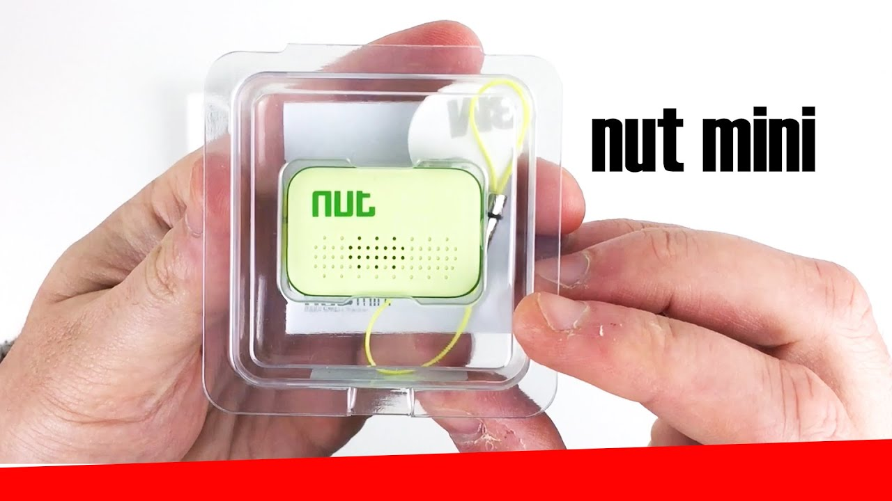 NUT Mini gps tracker, best bluetooth finder for phone wallet keys!!