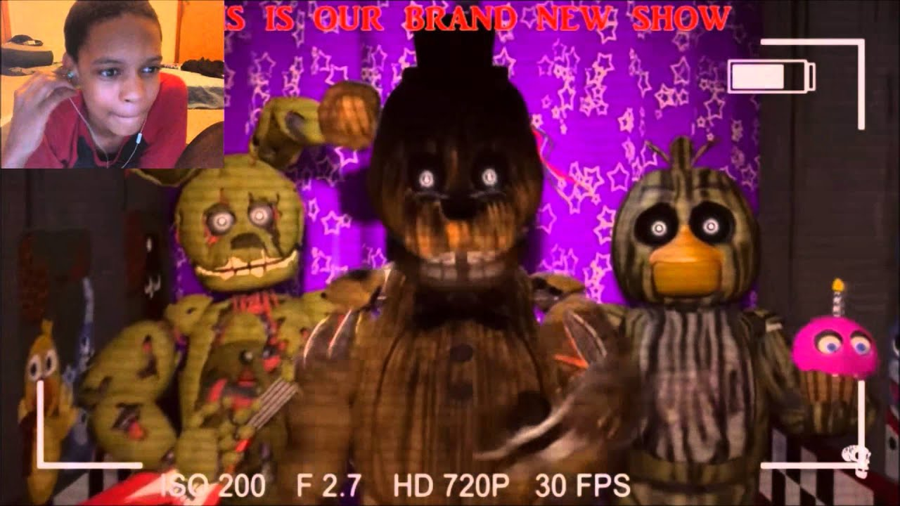 another fnaf 3 official - photo #23