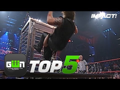 5 STRANGEST Match Stipulations in IMPACT Wrestling History | GWN Top 5